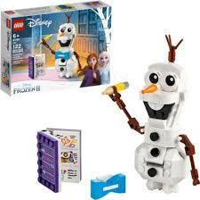Lego Frozen 41169 Disney Princess Лего холодное сердце Олаф