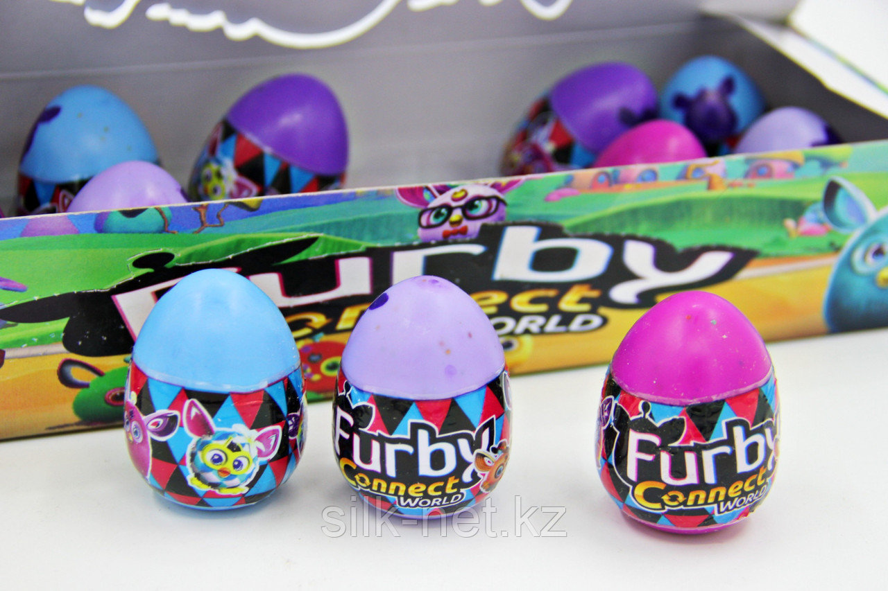 "Яйцо с игрушкой ""Furby Connect"""