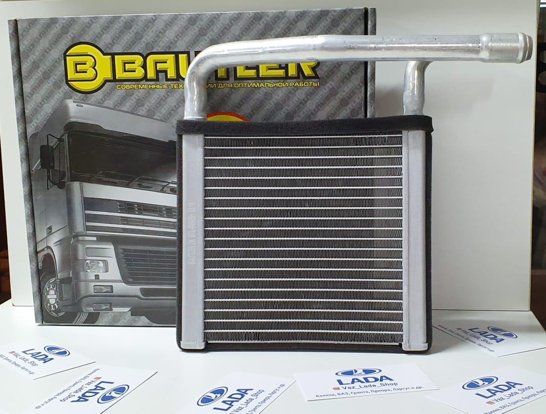 Радиатор Отопления ВАЗ 1117-1119, Kalina-II 2013-, 2190-2192 Granta, паяный. (BAUTLER).