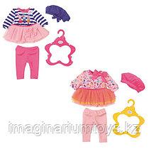 "Zapf Creation одежда  для куклы Baby Born Zapf Creation одежда для куклы Baby Born ""В погоне за модой"""