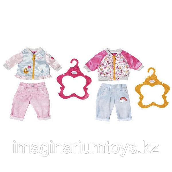Baby Born одежда  для куклы Беби Борн Модные комбинезоны