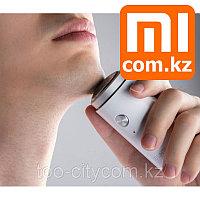 Портативная электробритва Xiaomi Mi So White Mini Electric Shaver. Беспроводная. Зарядка от USB. Арт.6420