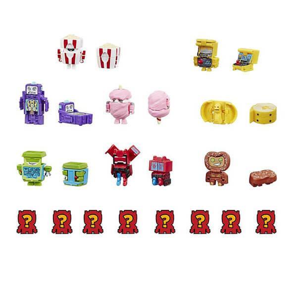 Hasbro Transformers  Трансформеры Игровой набор 16 трансформеров Ботботс