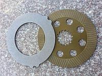 Тормозной диск комплект задний мост JCB 450/10224 450/10211 450/10224 458/20353 450/10211 458/20285