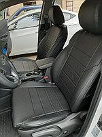 Модельные чехлы для сидений Hyundai Tucson 3 с 2015-н.в.