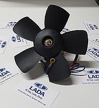 Электровентилятор отопления ВАЗ 2101-2107, 2121 Нива, 1111 Ока. (BAUTLER)