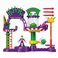 """Mattel Imaginext """"Веселый"""" дом Джокера с трамплином"""