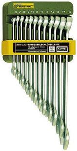 23820 Proxxon Набор комбинированных ключей, 12 шт. 6-19мм