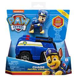 Paw Patrol  Щенячий патруль машинка с Гонщиком