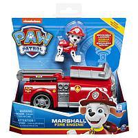 Paw Patrol Щенячий патруль машинка с Маршалом