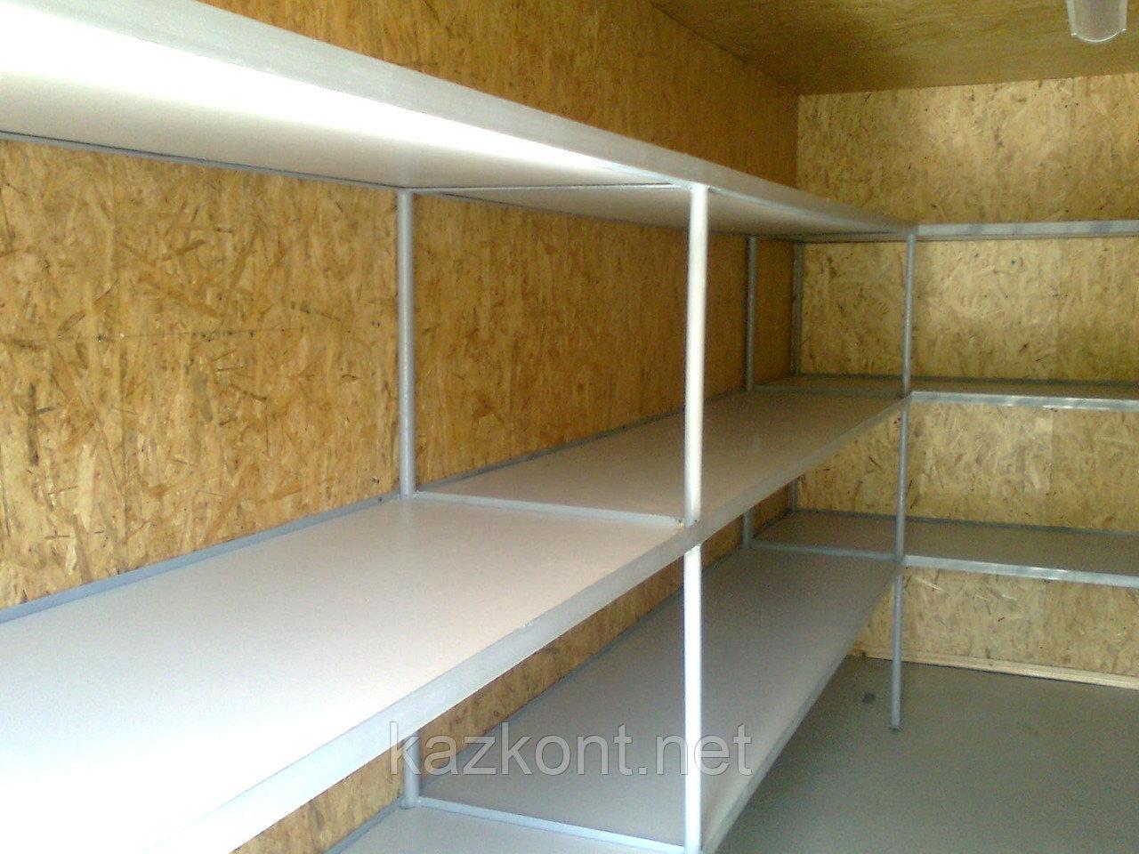 Складские блок контейнеры в Алматы!