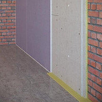 Бескаркасная звукоизоляция стен Эконом, фото 1