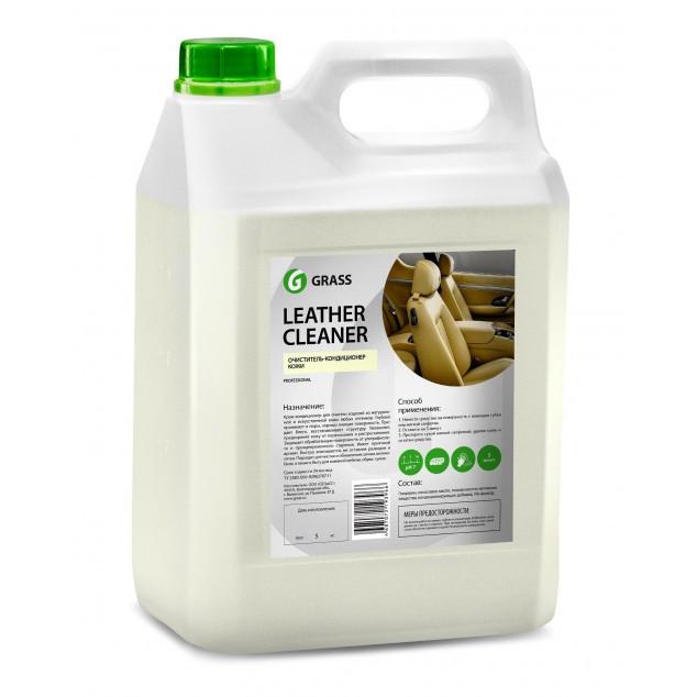 Очиститель-кондиционер кожи Leather Cleaner 5 кг.