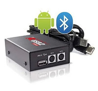 USB адаптер GROM Audio U-3 для Toyota Harrier 2003-2008 года выпуска