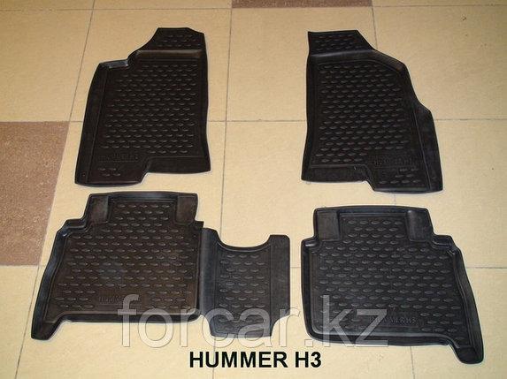 Коврики в салон HUMMER H3 2005-, фото 2