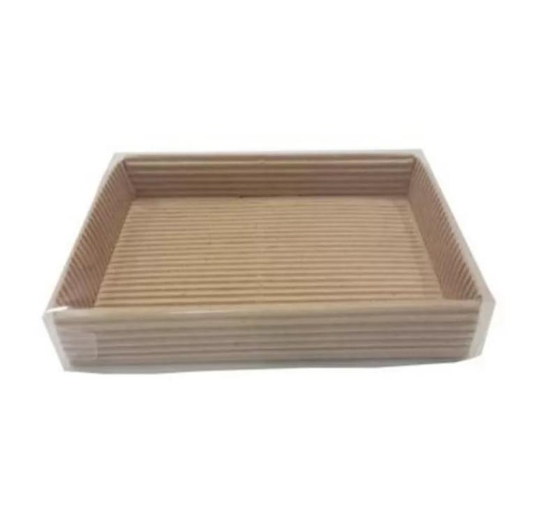 Упаковка для конфет Pasticciere 140х105х25 мм, 200 шт