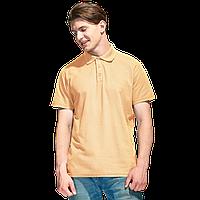 Базовая рубашка поло , StanPremier, 04, Бежевый (54), M/48