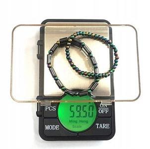 Весы ювелирные электронные с чашей-крышкой Ming Heng Pocket Scale MH-696