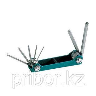 Pro`skit 8PK-021NA Набор дюймовых шестигранников 7 шт.