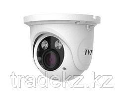 Сетевая купольная IP камера TVT TD-9525E2 (D/W/FZ/PE/IR2)