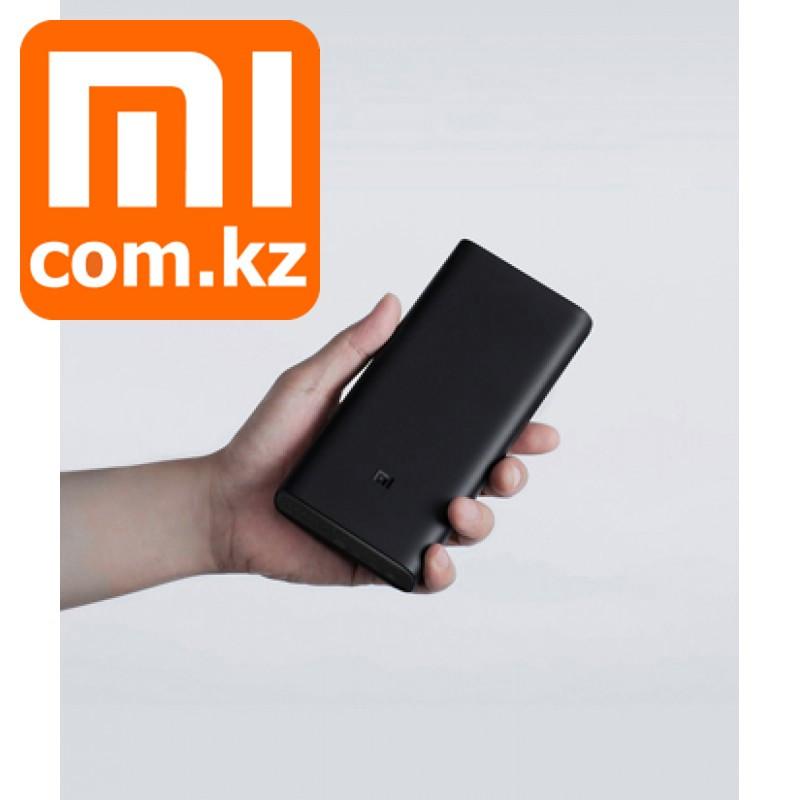 Портативная зарядка Xiaomi Mi Power Bank 3, 20000mAh. Повербанк. Оригинал.