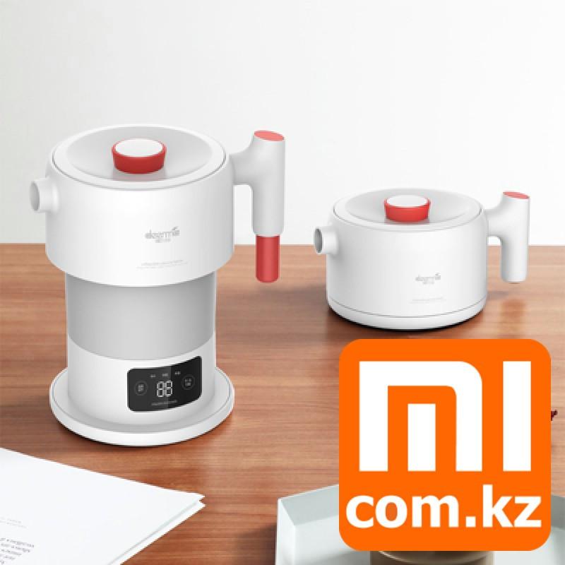 Складной электрический чайник Xiaomi Mi Deerma Folding Electric Kettle DH206. Оригинал. - фото 1