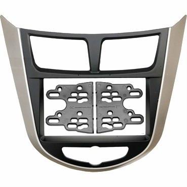 Переходная рамка для Hyundai Solaris (Accent) 2011-2017г RHY-N19