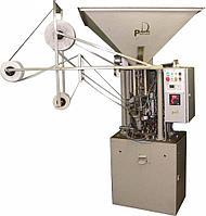 Оборудование для производства торфяных таблеток в оболочке - автоматический пресс-брикетировщик