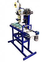 Автоматический односторонний этикетировщик плоской тары ECP-1