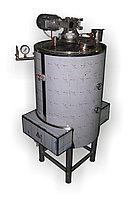 Емкостное оборудование с нагревом и мешалкой для жидких и густых продуктов