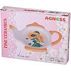 Подставка для чайного пакетика Agness «Оливки» (13×9×2 см), фото 2