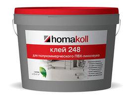 Homakoll 248. Клей для полукоммерческого линолеума.