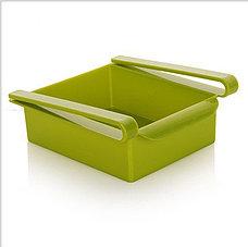 Подвесной органайзер для холодильника, цвет зеленый, фото 2