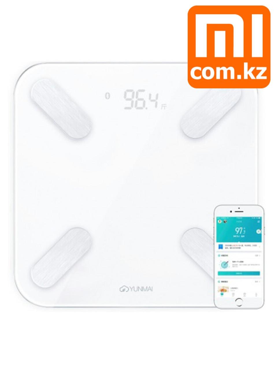 Весы для тела Xiaomi Mi Yunmai Mini Smart Scale 2T, с подключением к смартфону. Оригинал. Арт.6376