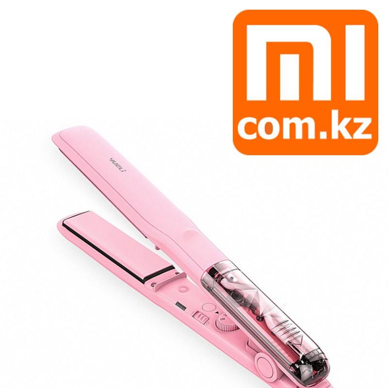 Стайлер выпрямитель для волос Xiaomi Mi Yueli Hot Steam Hair Straightener. Утюг. Утюжок. Оригинал. - фото 1