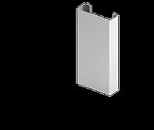 Конструкция навесной фасадной системы с воздушным зазором СЛМ-ОК-002 для облицовки металлокассетами в межэтажн, фото 2