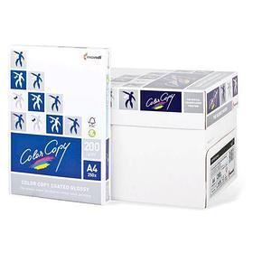 """Бумага """"Color Copy Silk"""" формат А4 210х297 мм, 170 гр/м2, 250 лист/пач, белизна по CIE 161%."""