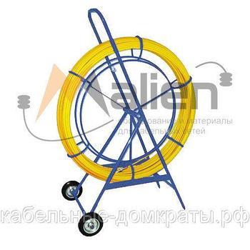 УЗК 11/350 Устройство закладки кабеля на тележке