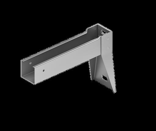 Кронштейн усиленный для подконструкцию  вентилируемого фасада, фото 2