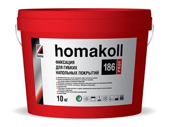 Homakoll 186 prof. Клей-фиксация для напольных покрытий.