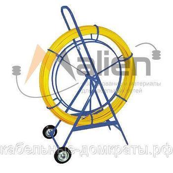 УЗК 11/450 Устройство закладки кабеля на тележке