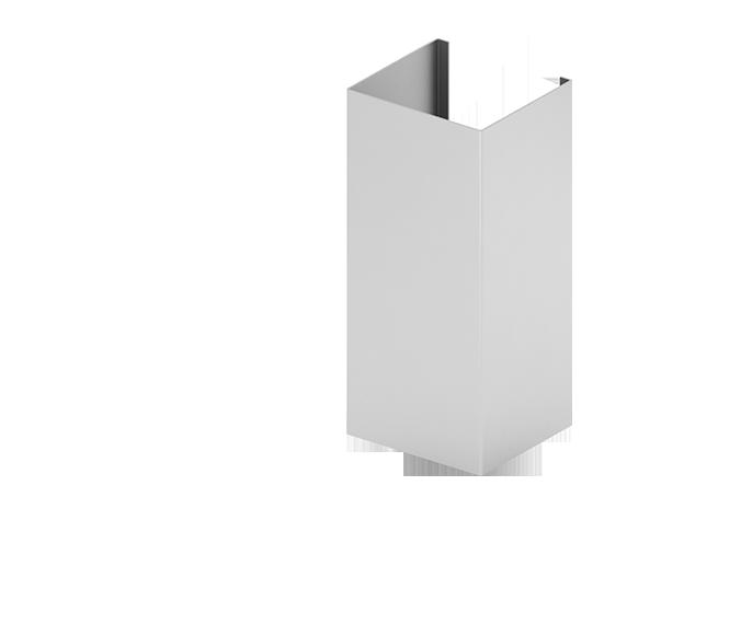 Направляющая Н2  для подконструкцию  вентилируемого фасада с нержавеющий стали