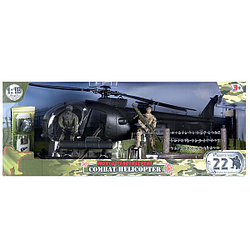 Миротворцы мира Игровой набор Вертолёт и 2 фигурки военных