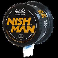 Nishman Neck Strip (Пластиковый диспенсер для одноразовых воротничков)