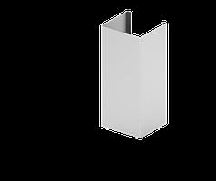 Направляющая усиленная Н3,Н4  для подконструкцию  вентилируемого фасада с нержавеющий стали
