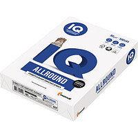 Бумага IQ allround, А4, 80 гр/м2, 500 листов в пачке