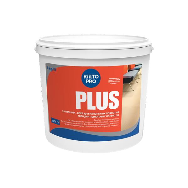 Kiilto Plus 18кг. Клей для напольных покрытий.