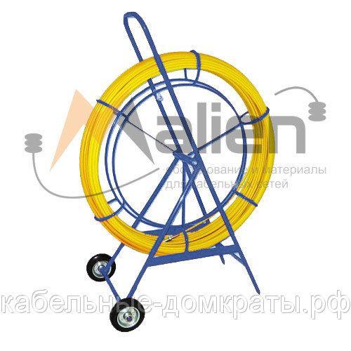 УЗК 11/250 Устройство закладки кабеля на тележке