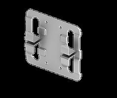 Кляммер рядный для подконструкцию  вентилируемого фасада с нержавеющий стали