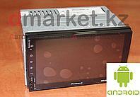 Автомагнитола Android MVH-8077K, 2DIN, 7 дюймов, Wi-Fi, GPS, ОЗУ 1Гб, память 16 Гб, фото 1